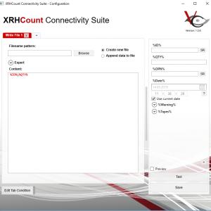 XRHcount Connectivity Suite